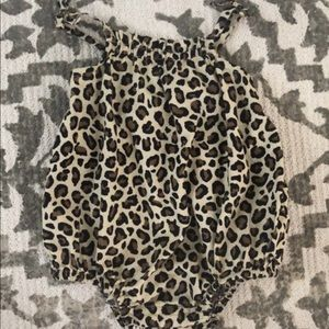 Cheetah Bubble Onesie